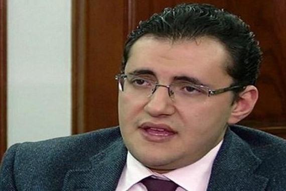 خالد مجاهد متحدث الصحة