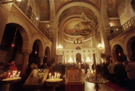 كنائس مصر