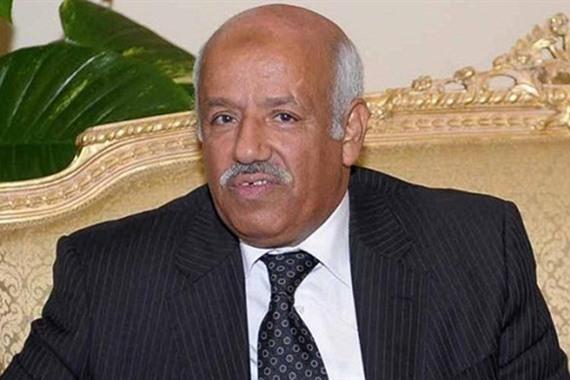 المستشار أحمد سليمان، وزير العدل الأسبق