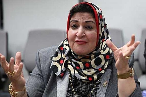 الدكتورة شادية ثابت، عضو مجلس النواب