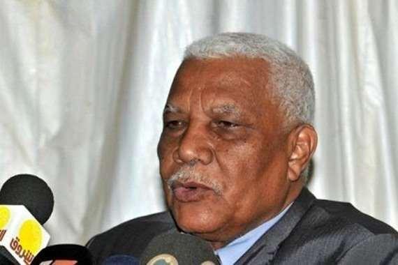 وزير الإعلام السودني بلال أحمد عثمان