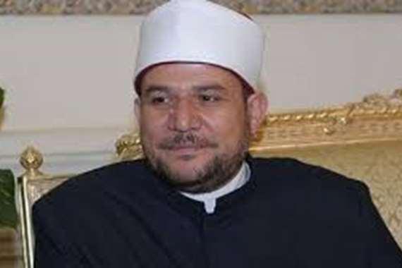 محمد مختار جمعة، وزير الأوقاف