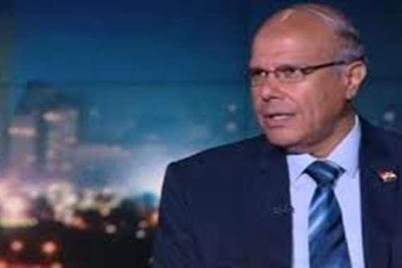 الدكتور أحمد عبدالعال، رئيس هيئة الأرصاد الجوية