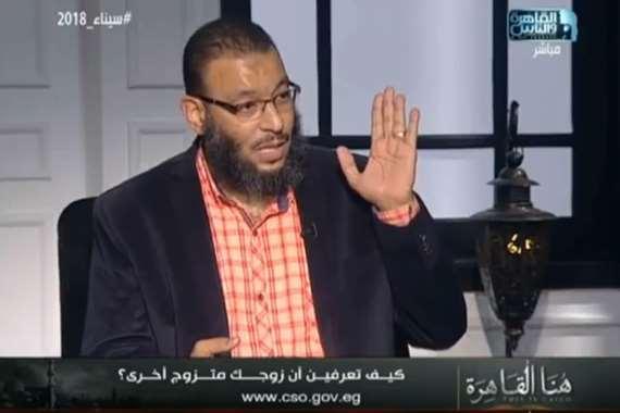 الداعية السلفي وليد إسماعيل