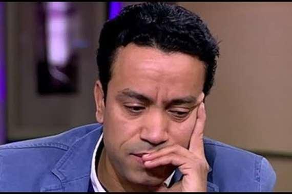الفنان سامح حسين
