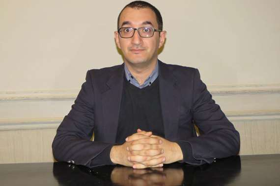 المهندس أحمد النجدى القيادى بقطاع الشباب والرياضة بحزب المحافظين