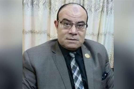 حسين عشماو عضو مجلس النواب