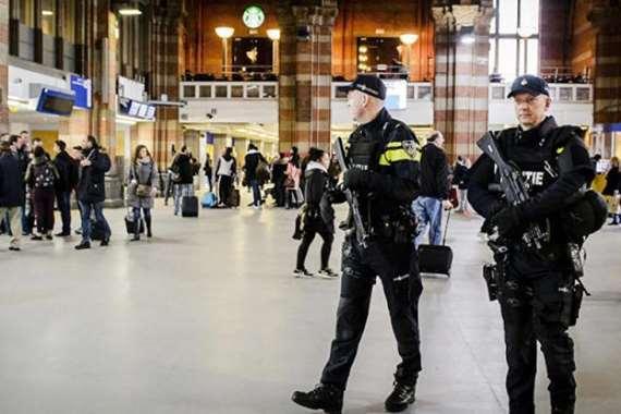 الأمن في هولندا