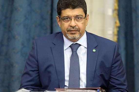 """رئيس حزب """"الاتحاد من أجل الجمهورية"""" سيدي محمد ولد محم"""