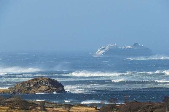 سفينة نرويجية
