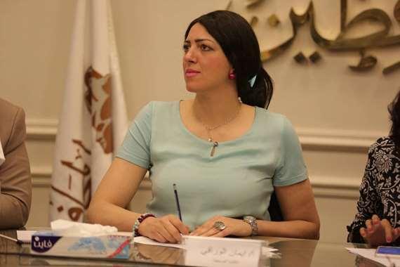 إيمان الوراقي الكاتبه الصحفية