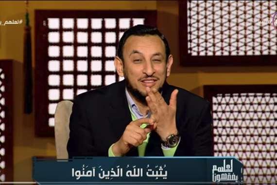 الداعية الإسلامي رمضان عبد المعز