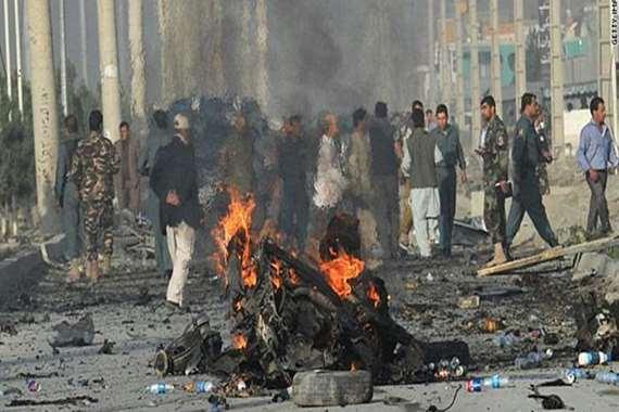 مقتل 16 في تفجير بأفغانستان