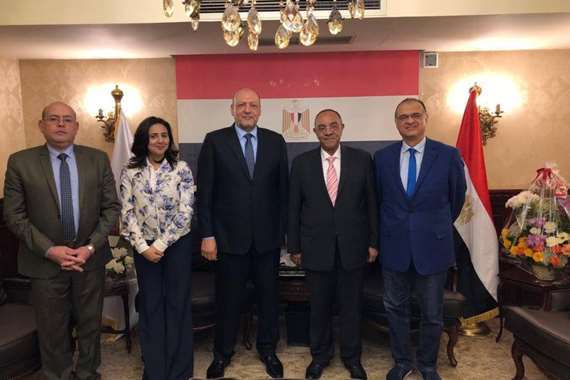 """عادل ناصر عضوا بالمجلس الرئاسي لحزب """"مصر الثورة"""""""