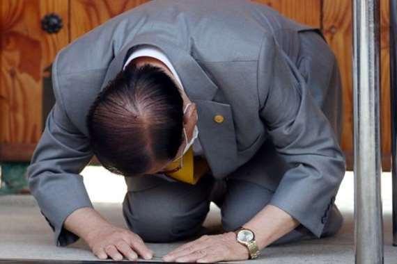 رئيس كنيسة شينتشونجي لي مان هي