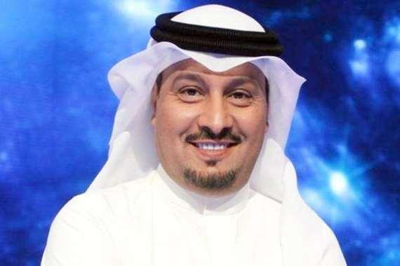 الإعلامي السعودي محمد الشهري