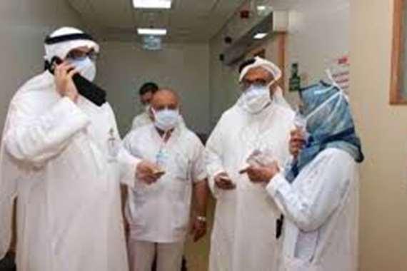 """مستشفى """"كورونا"""" السعودية- أرشيفية"""