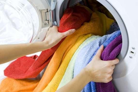 غسيل الملابس