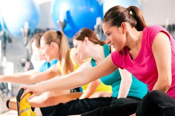 التمرينات الرياضية