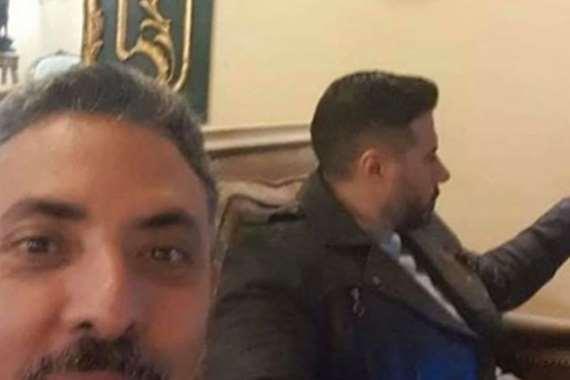 فتحي عبد الوهاب وأحمد السعدني