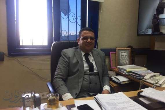 الدكتور أحمد جمال مدير معهد أورام المنيا