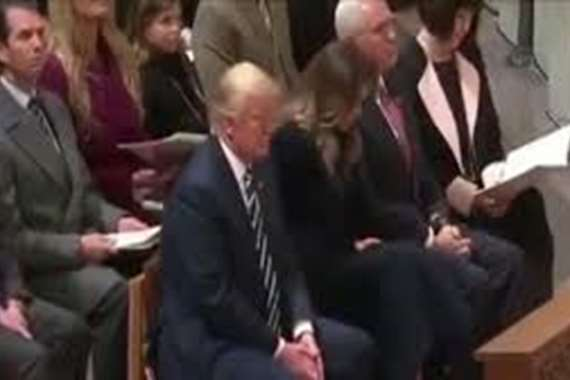 ترامب يفتتح مجلس الشيوخ بالقرآن الكريم