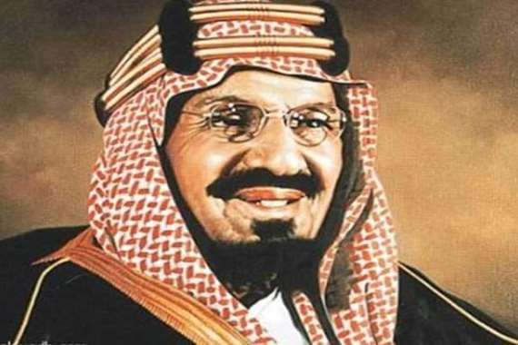 الملك المؤسس عبد العزيز بن عبد الرحمن آل سعود