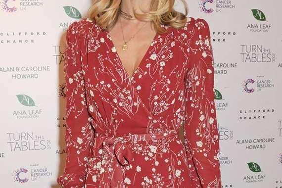 الممثلة البريطانية دونا إير