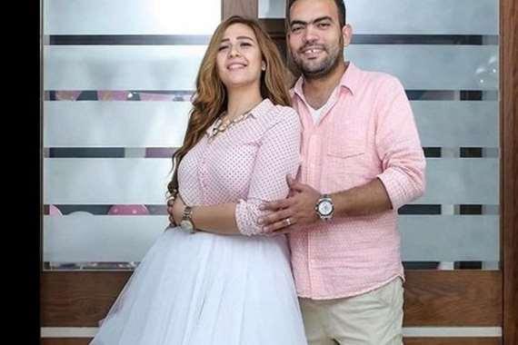 خالد عليش وطليقته
