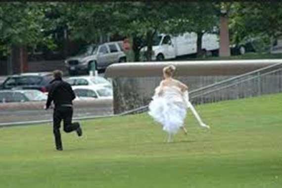 عريس يهرب من حفل الزفاف.. لن تتخيل السبب