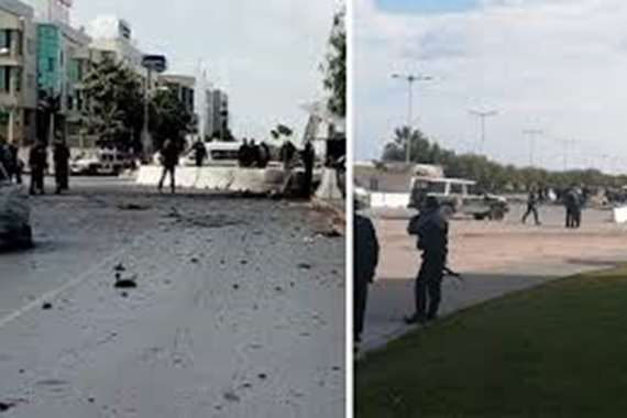 مقتل 5 في انفجار تونس الانتحاري