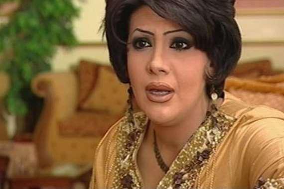 الفنانة الكويتية بشاير