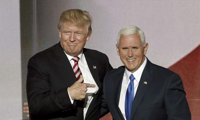 """"""" مايك بنس"""" يتولي فريق السلطة بالبيت الأبيض"""