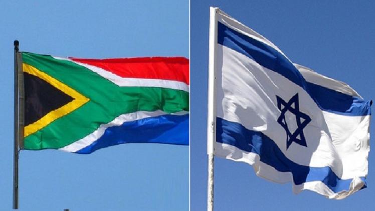 فلسطين محور خلاف حاد بين جنوب إفريقيا وإسرائيل