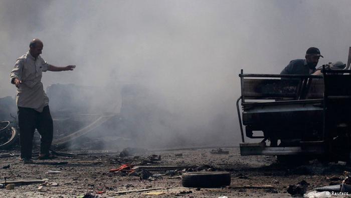 سوريا: غارات جوية على الرقة وعشرات القتلى