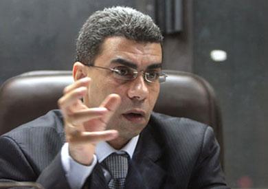 ياسر رزق وزير دولة لشئون الإعلام
