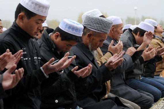 مسلمو الصين
