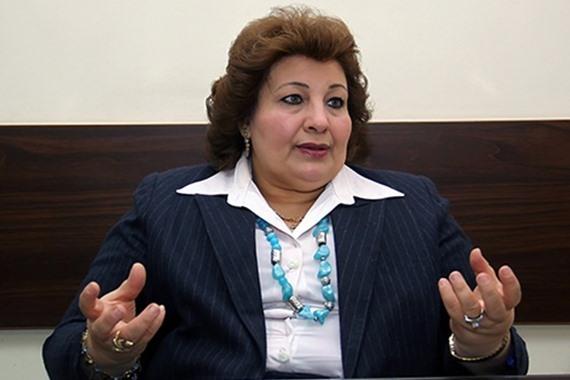 وكيل  لجنة حقوق الإنسان النائبة مارجريت عازر