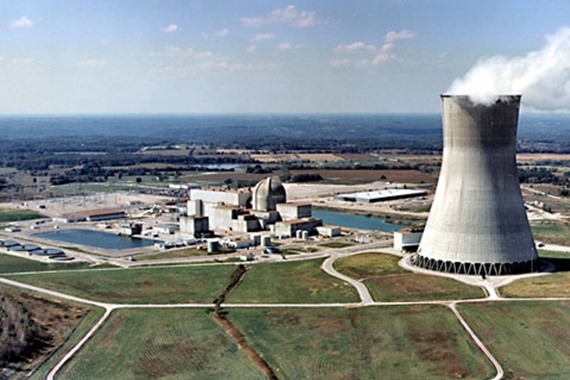 مفاعل الضبعة