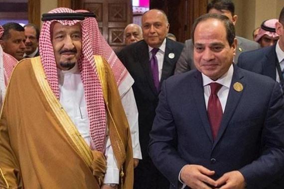 قمة مصرية – سعودية الأحد المقبل