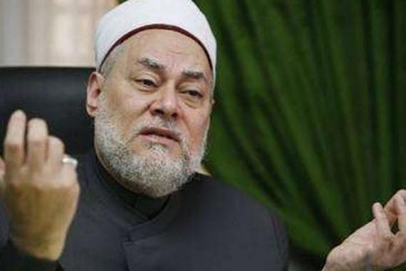 الدكتور علي جمعة مفتي الجمهورية السابق