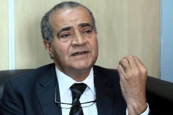 وزير التموين علي مصيلحي