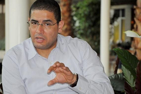 النائب البرلماني محمد أبو حامد