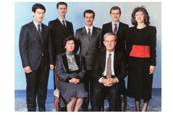 سلالة الأسد الدموية
