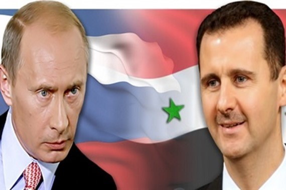 """روسيا ستتخلى عن """"الأسد"""" مقابل الغاز"""