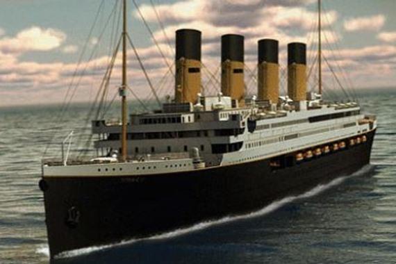 سفينة تايتنك