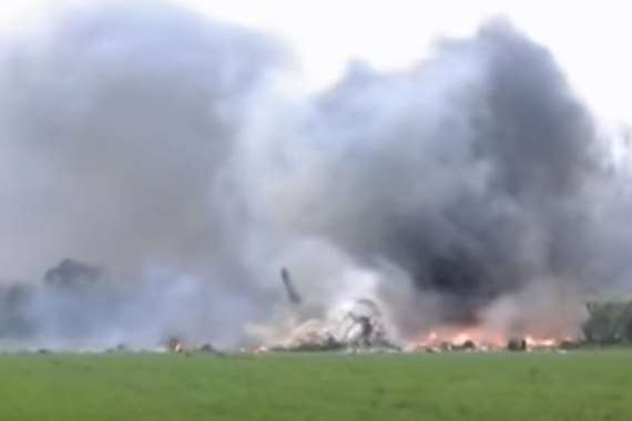 حادث تحطم الطائرة الجزائرية