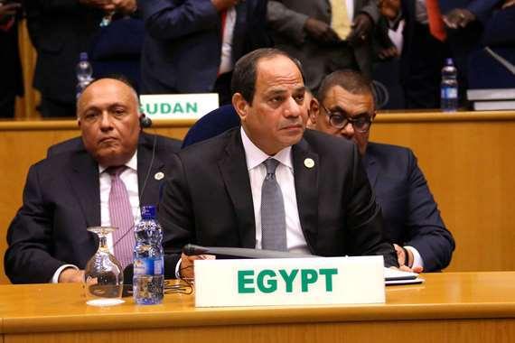 «السيسي» في القمة العربية