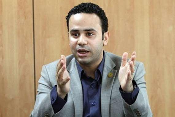 النائب محمود بدر