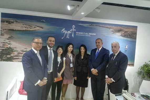 رانيا المشاط، وزيرة السياحة